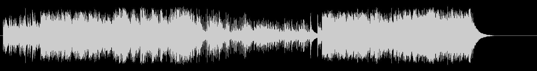 爽やかなBG/アコースティックの未再生の波形