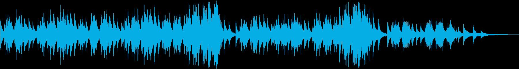 愛のワルツ/ブラームス【ピアノソロ】の再生済みの波形
