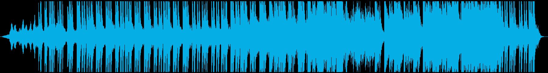 ピアノ、生アコギ、リズムレス、超切ないの再生済みの波形