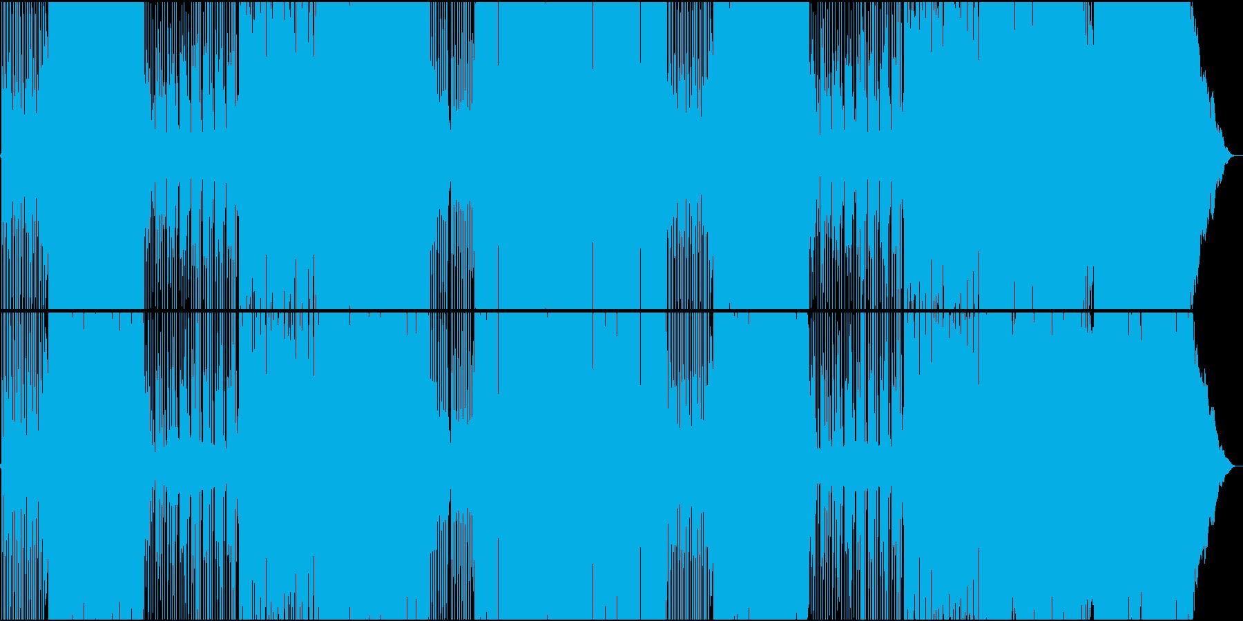 和楽器で奏でる切ないダンス・チューンの再生済みの波形