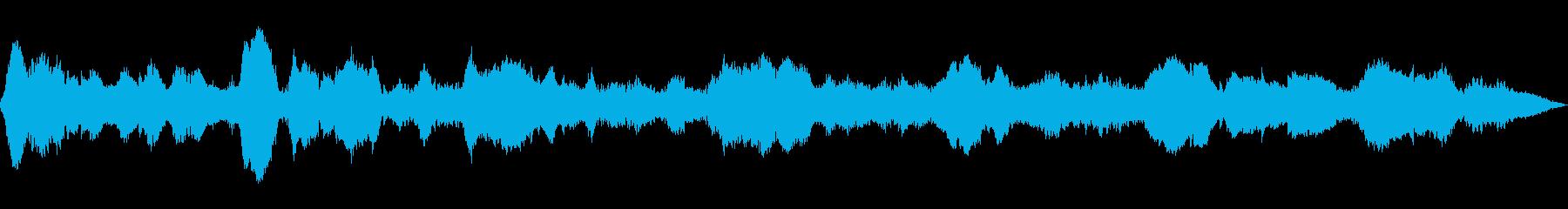 クレイジーウィニングスタティックの再生済みの波形