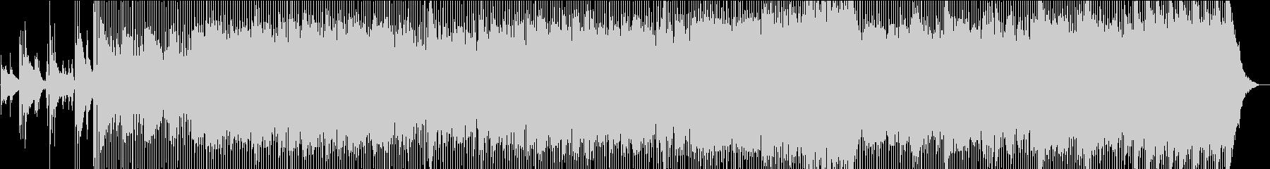 サウンドトラックブルースは穏やかな...の未再生の波形
