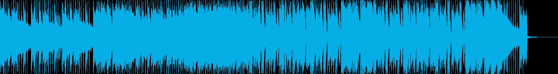 ハッピーでキュートなFutureBassの再生済みの波形
