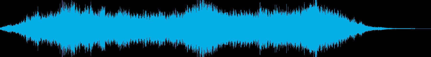 【ホラー】魔界の再生済みの波形