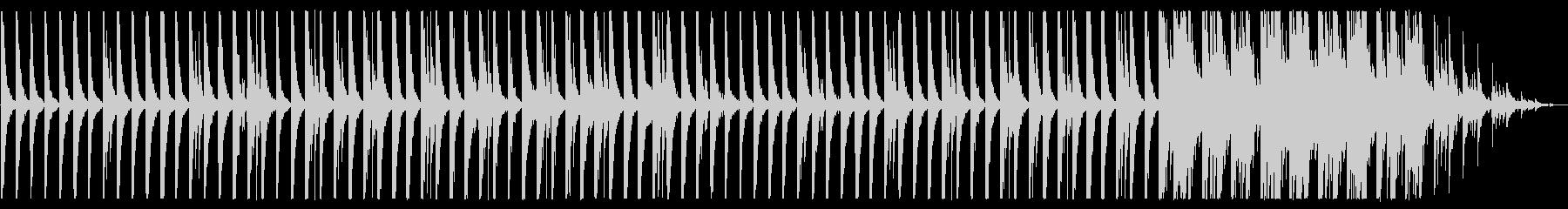 キラキラ/エレクトロニカ_No441の未再生の波形