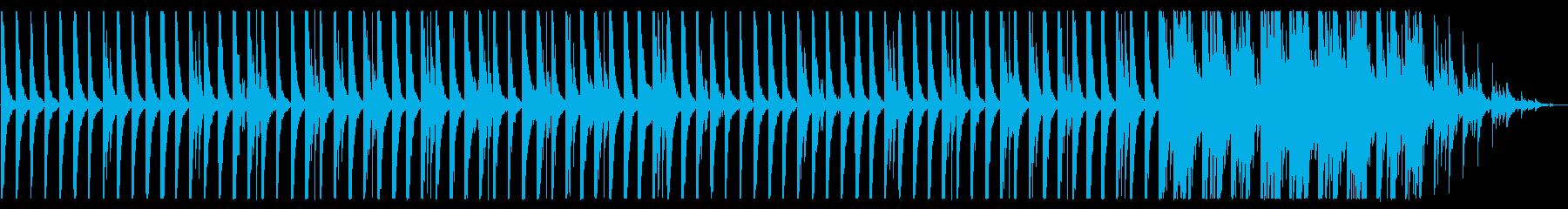 キラキラ/エレクトロニカ_No441の再生済みの波形