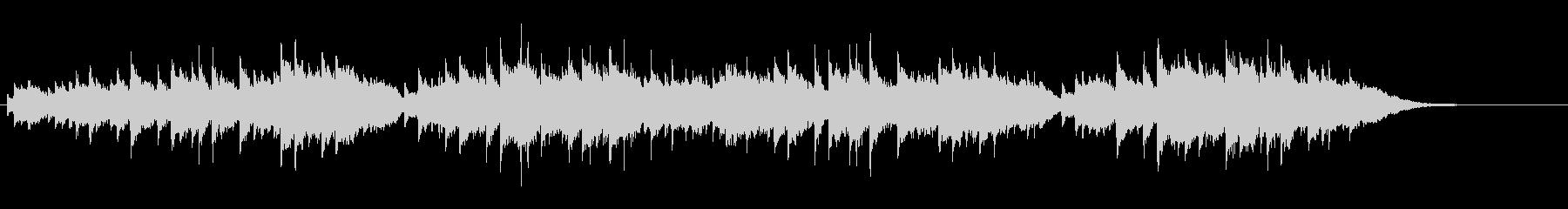 シシリエンヌ(フォーレ)*ピアノ独奏版の未再生の波形