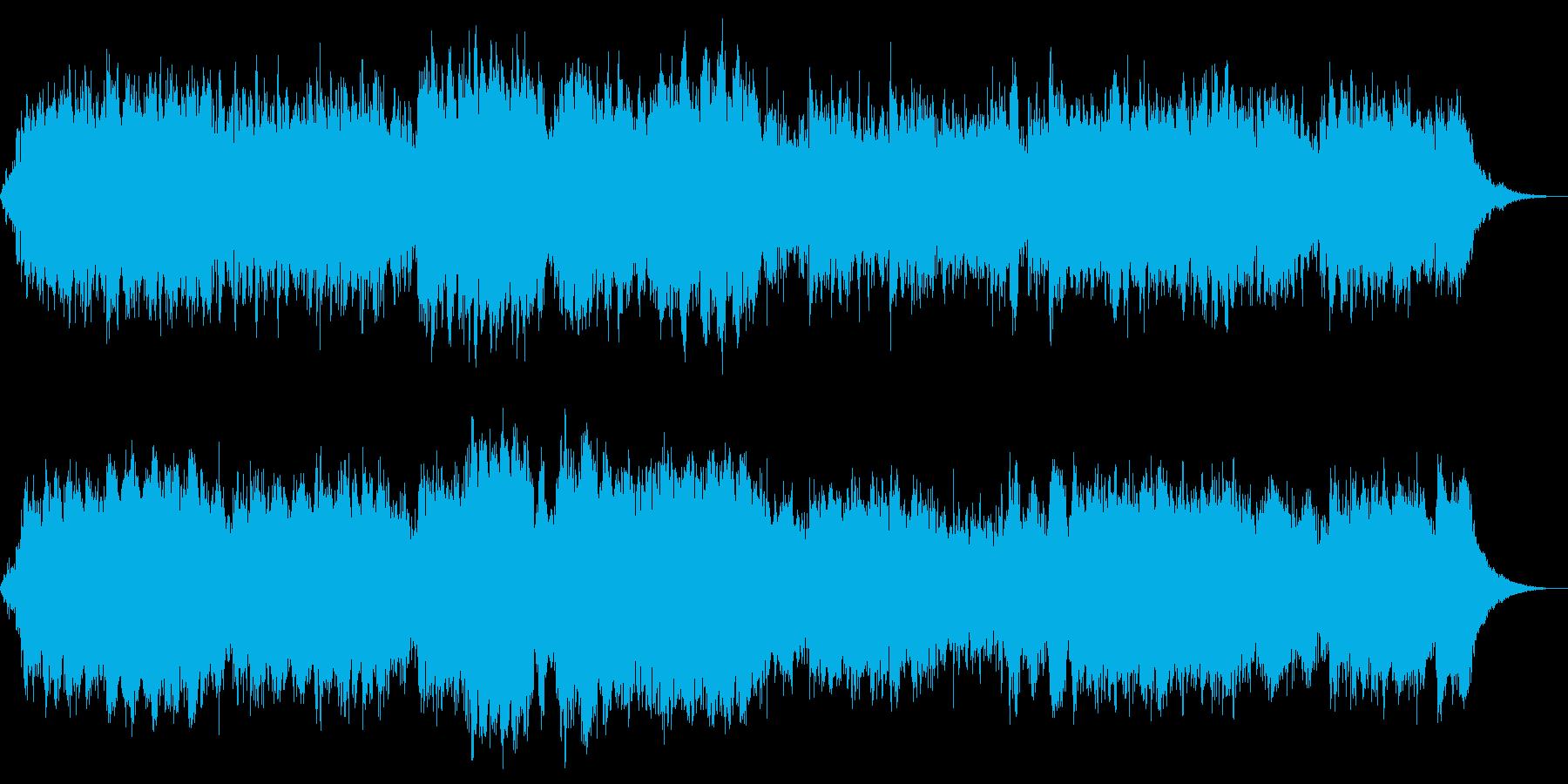 岩盤浴のBGM/神秘的なヒーリング/瞑想の再生済みの波形