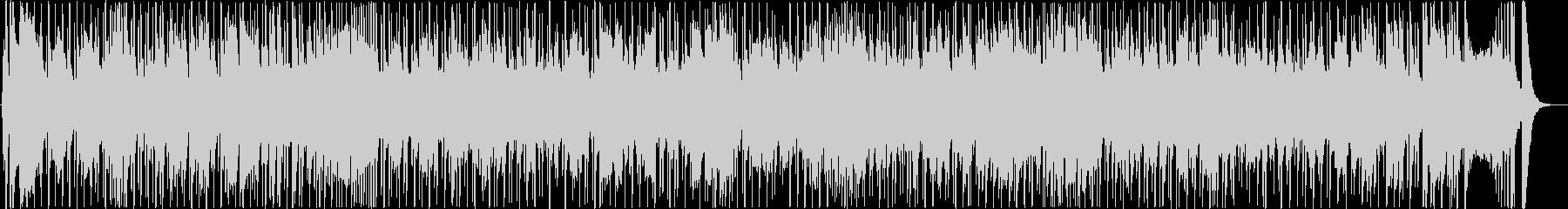 ブルースクラシック、背景、ハーモニ...の未再生の波形