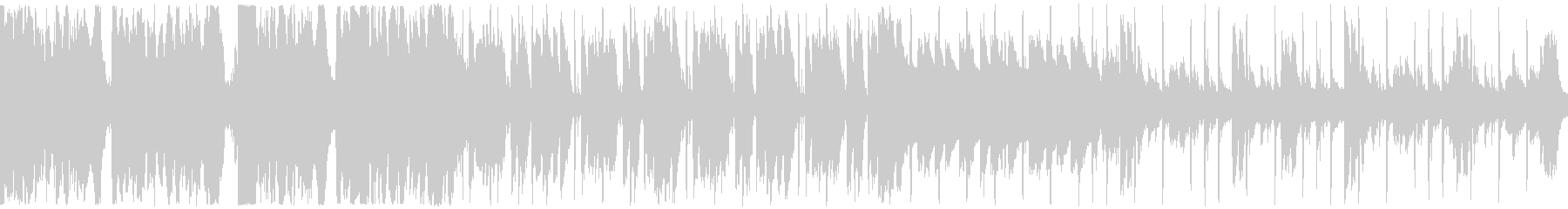 劇伴2、シネマチックHipHop、緊迫Bの未再生の波形