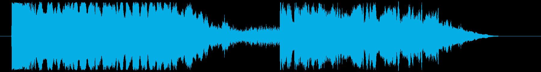 ブルズ・レホネス拍手とオーレスの再生済みの波形