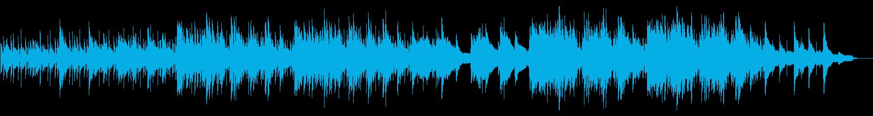 【リズム無し】企業VP・CM アコギの再生済みの波形