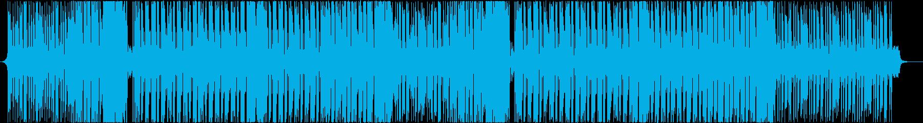 Kawaii系Future Bass 3の再生済みの波形