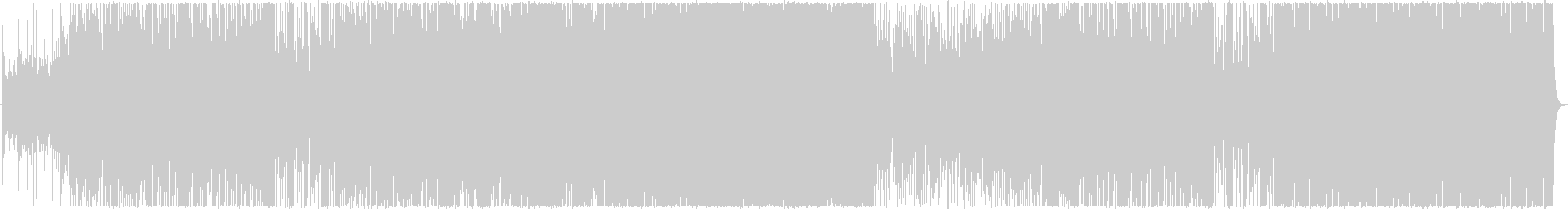 ファンキーなブラスセクションによるアッ…の未再生の波形