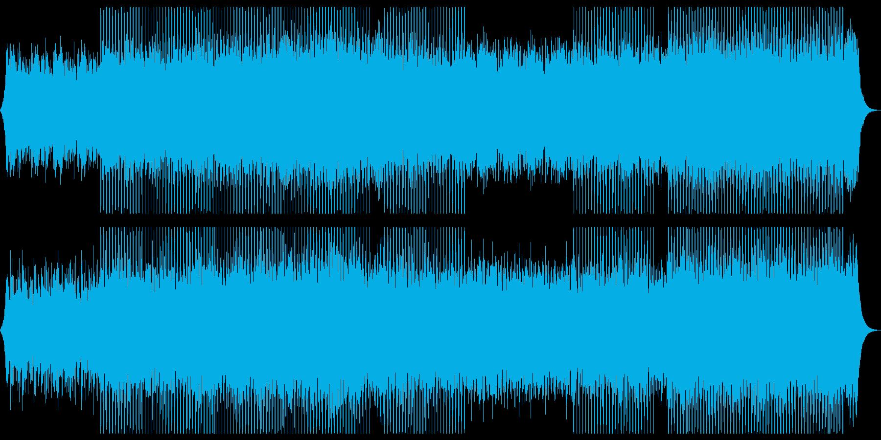 受賞者の再生済みの波形