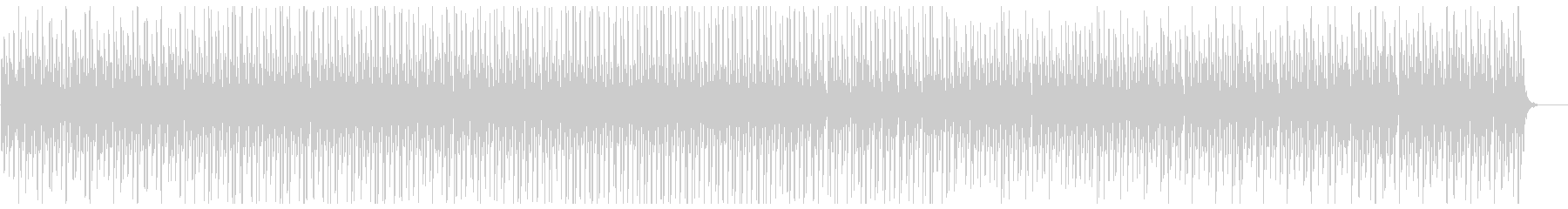 Rhythmic piano instruments's unreproduced waveform