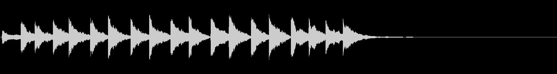 1880年代のジュピター119:ベ...の未再生の波形