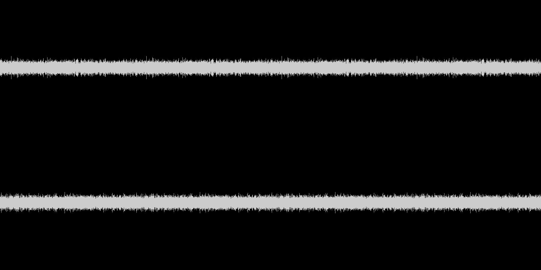 ASMR 音フェチApp用 ノイズ 3の未再生の波形