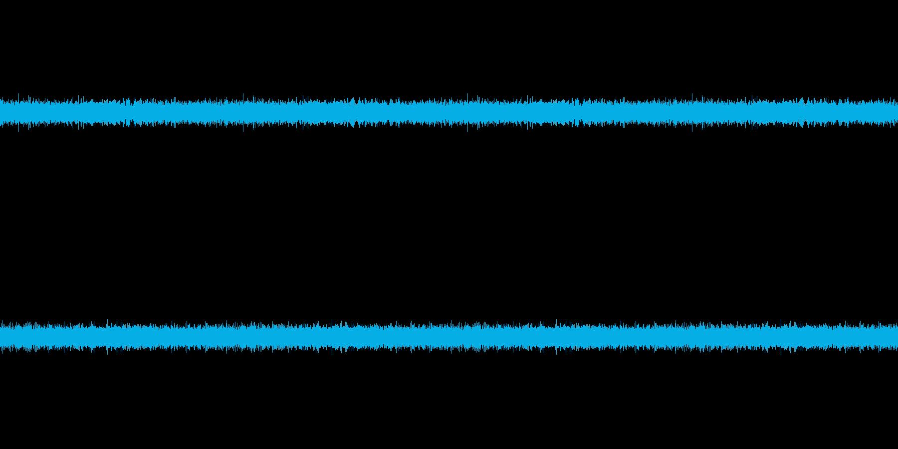 ASMR 音フェチApp用 ノイズ 3の再生済みの波形