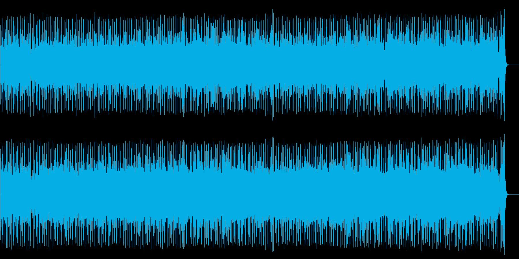 ドライブしたくなるポップ(フルサイズ)の再生済みの波形