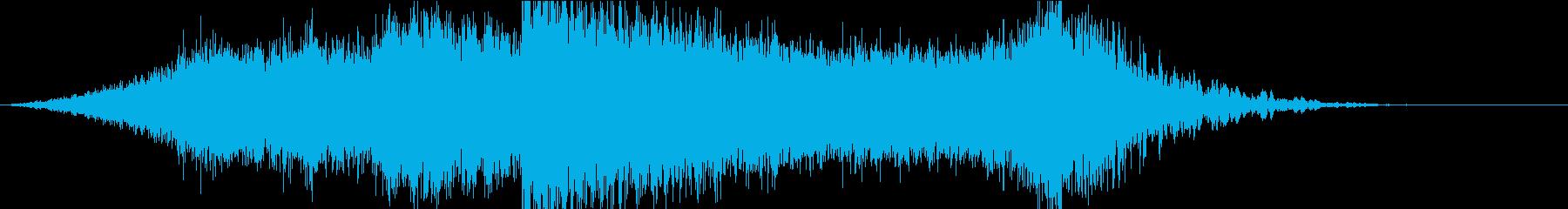 Cinema trailer 1 MIDDLE_L's reproduced waveform