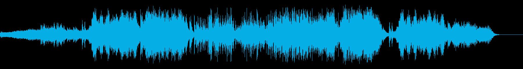 動画 説明的 静か やる気 平和 ...の再生済みの波形
