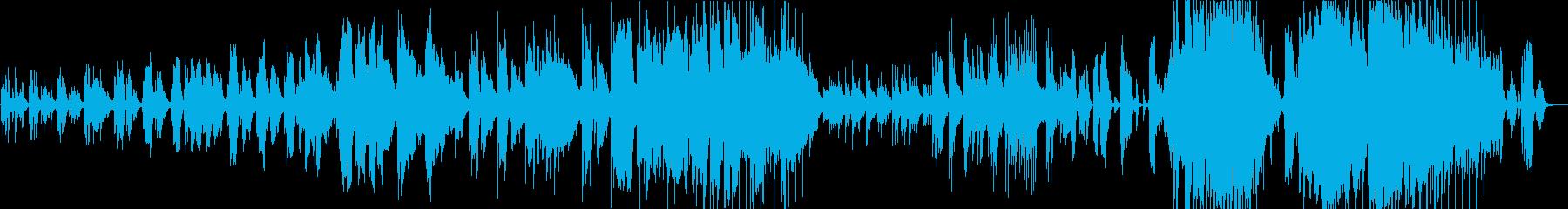 女性Vo./ピアノバラード/ノスタルジーの再生済みの波形