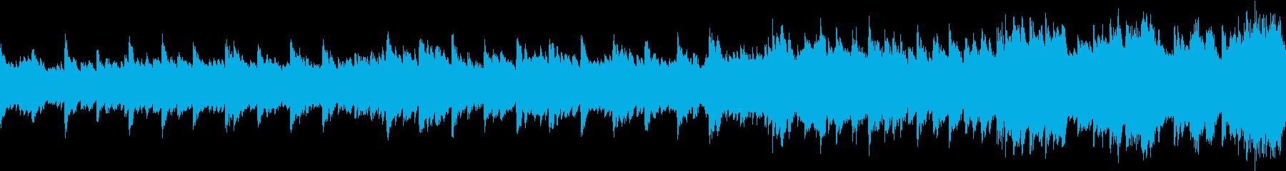 アコーステック 感情的 ファンタジ...の再生済みの波形