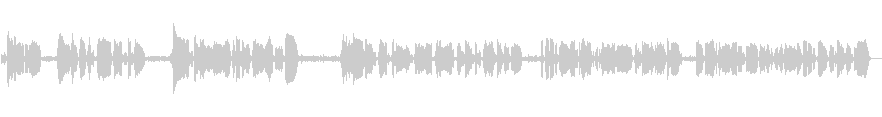 スピーキングチェロキーその他の人間の声の未再生の波形