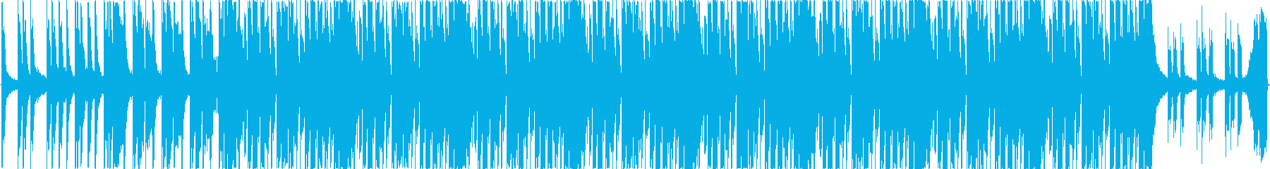 Fashionable, positive, electro, LL's reproduced waveform