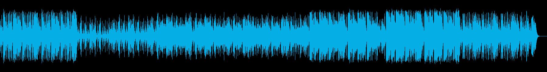 奇妙な、「ボールルームワルツとツイ...の再生済みの波形