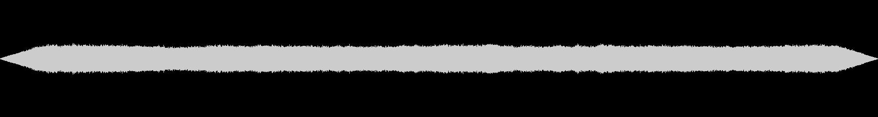ジー サー ノイズ ホワイトノイズの未再生の波形
