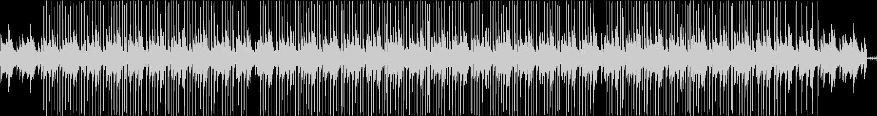 【チル】家で流したいLoFIヒップホップの未再生の波形