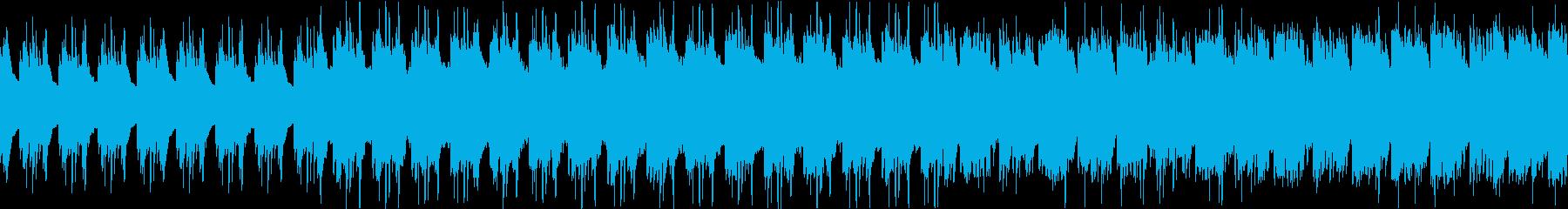 おばけの森 RPG風 ループの再生済みの波形