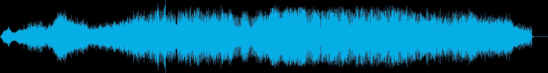 サイエンスタッチのトランステクノ/ポップの再生済みの波形