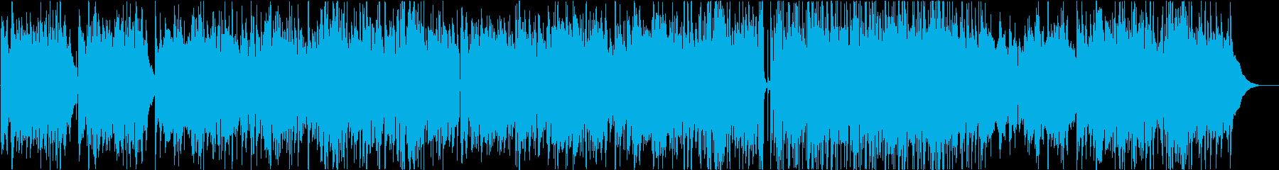 代替案 ポップ ブルース ゆっくり...の再生済みの波形