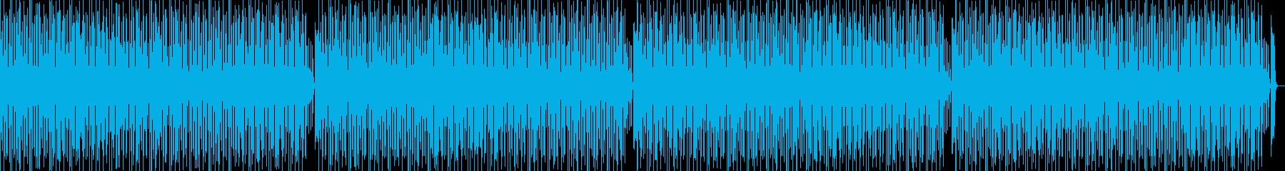 ベースなしの再生済みの波形