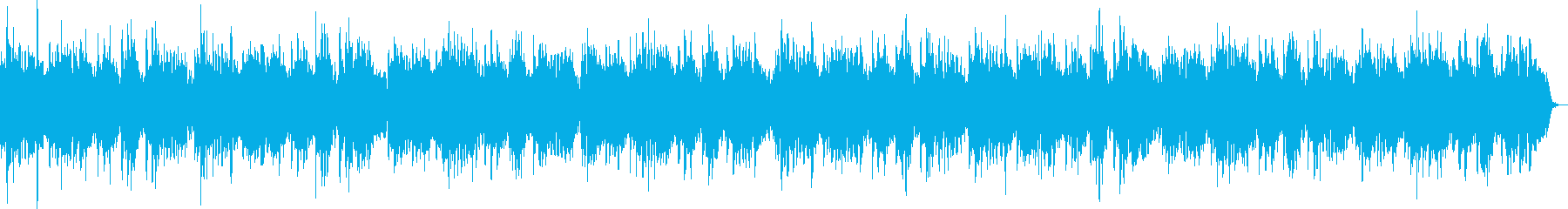 Transparent relaxation system's reproduced waveform