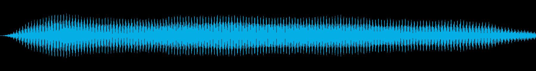 赤ちゃん:子どもまたは赤ちゃんの声...の再生済みの波形