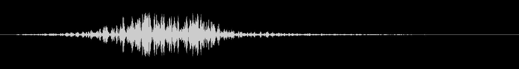 中世のカタパルトまたはトレビュシェ...の未再生の波形