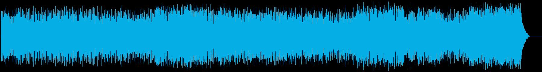 メリーゴーラウンド 遊園地 メルヘン 夢の再生済みの波形