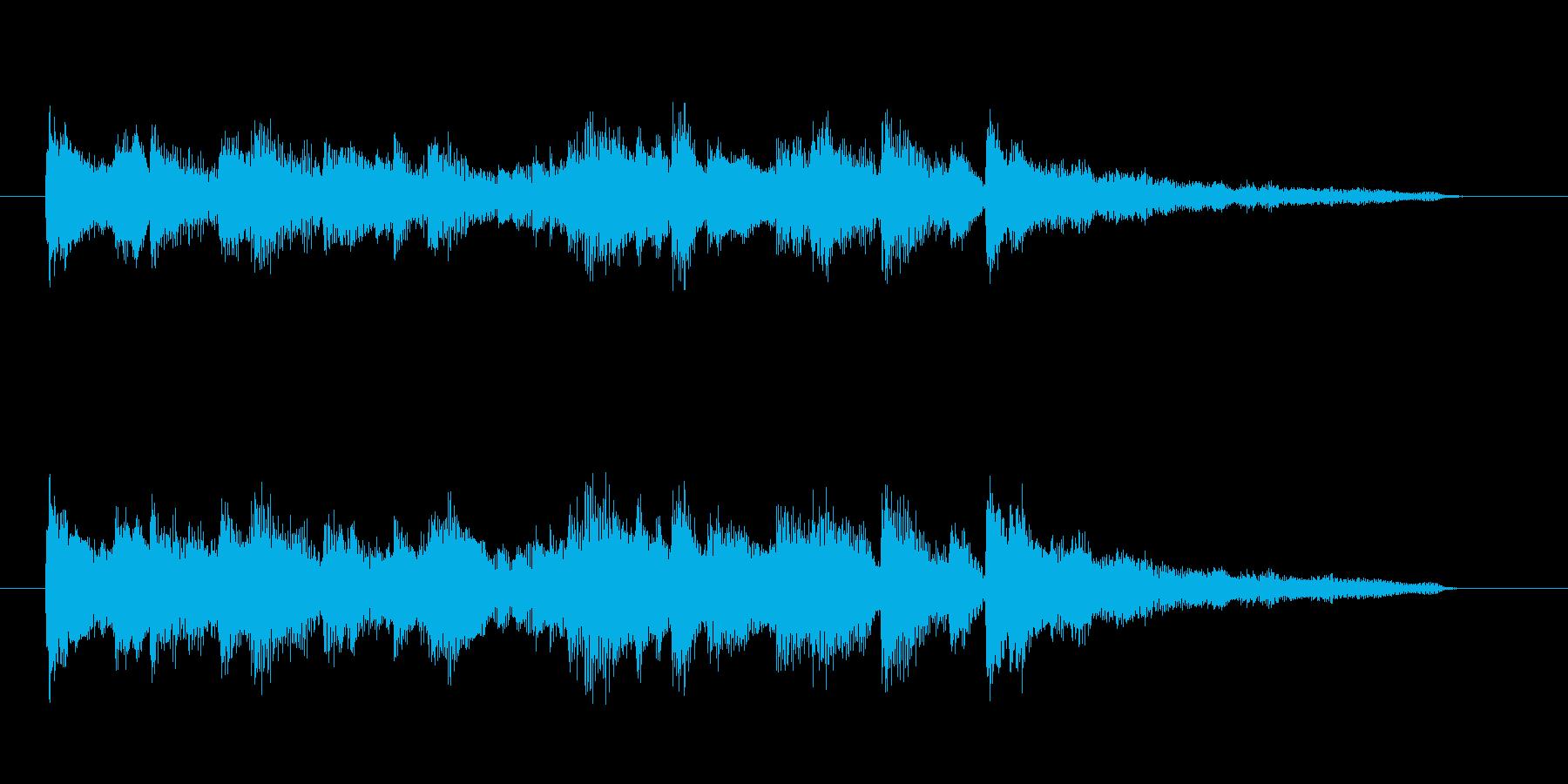 漂うようなビブラフォンが印象的なバラードの再生済みの波形