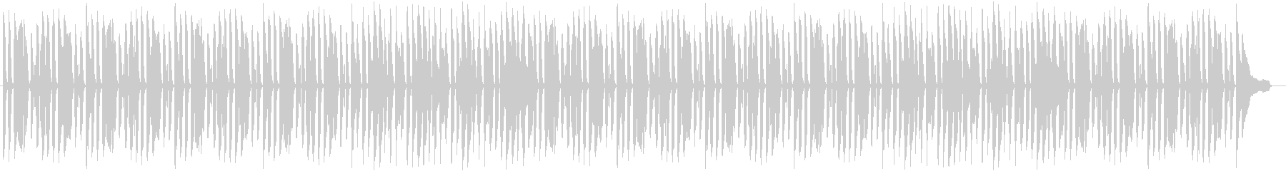 口笛メロディのコンセプトBGM♪の未再生の波形