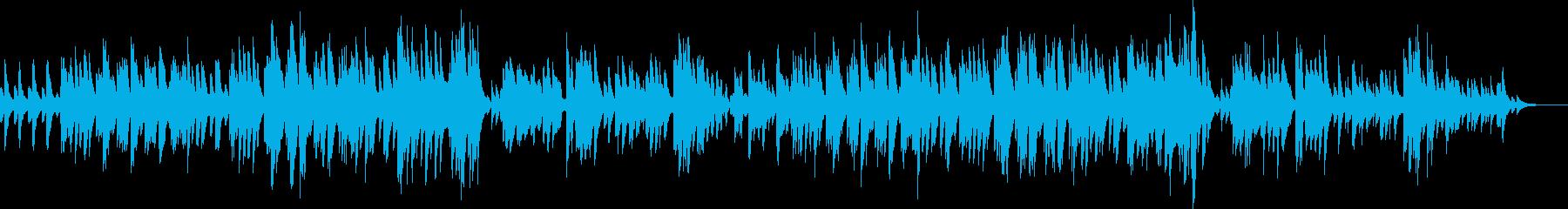 s006 幻想的な森ステージの再生済みの波形