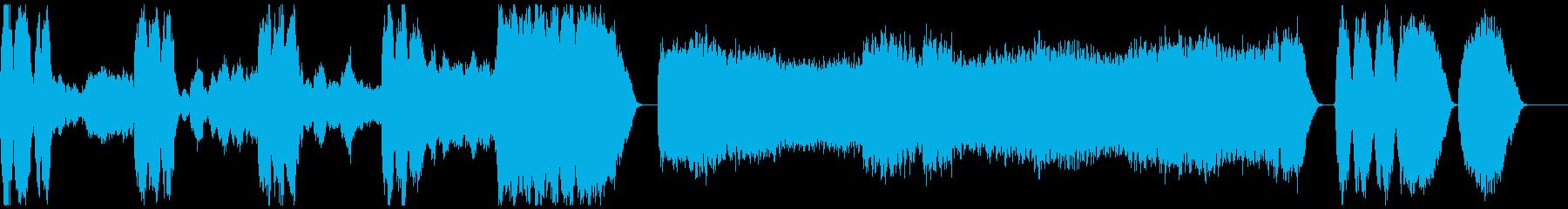 RV580_2『ラルゴ』ヴィヴァルディの再生済みの波形