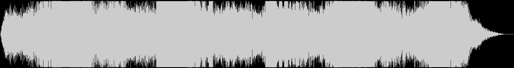 ドローン 腸03の未再生の波形