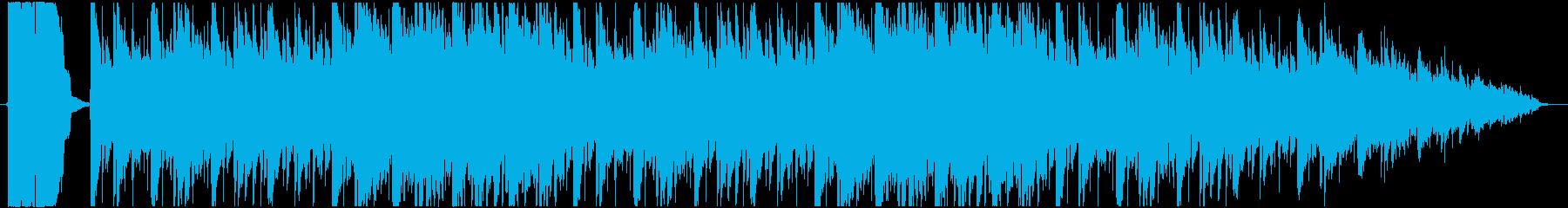 リザルトジングル&ループ(ケルト)の再生済みの波形