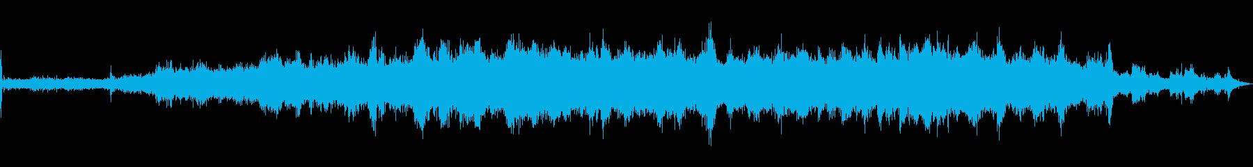 オーシャンフィッシングトローラー:...の再生済みの波形