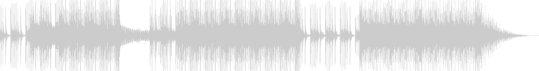 電気研究所テクノロジーガジェットハ...の未再生の波形