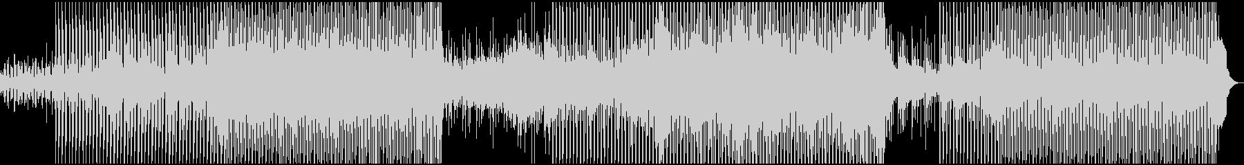 現代の電子サウンドトラックは、特に...の未再生の波形